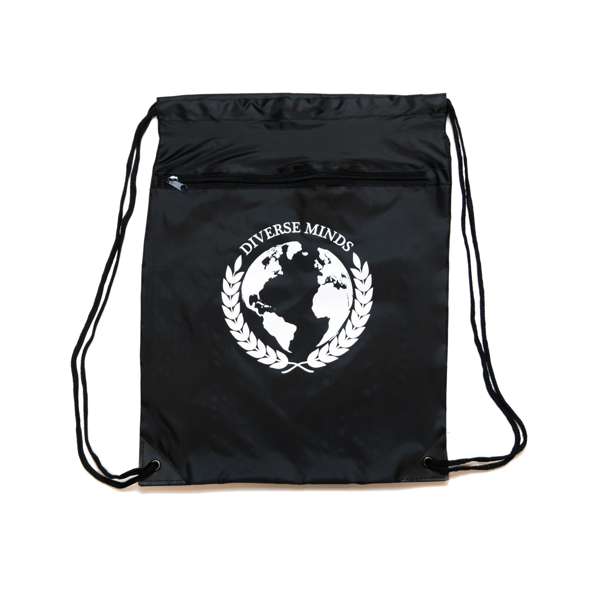 Diverse Minds Sport Bag Black